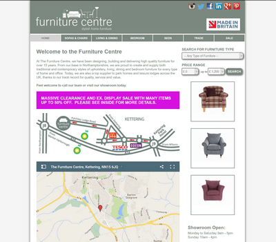Furniture Centre Kettering